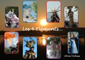 4 elements echassiers spectacle parade animation cirque evenementiel (1)