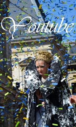 lien facebook youtube cirque spectacle animation parade echasses echassiers magique magnifique feerique spectacle feu pyrotechnie artifices cracheur de feu numero cirque fil de fer aerien evenementiel carnaval noel lyon pari