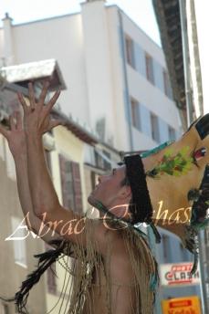 4 elements echassiers eau terre air feu sirene elfe maya cracheur de feu parade animation spectacle carnaval magique colores (25)