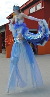 4 elements echassiers eau terre air feu sirene elfe maya cracheur de feu parade animation spectacle carnaval magique colores (29)