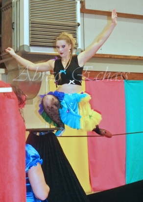 boite à merveilles spectacle rue cirque festival mat chinois fil de fer clowns jongleurs aerien girly kawai(103)