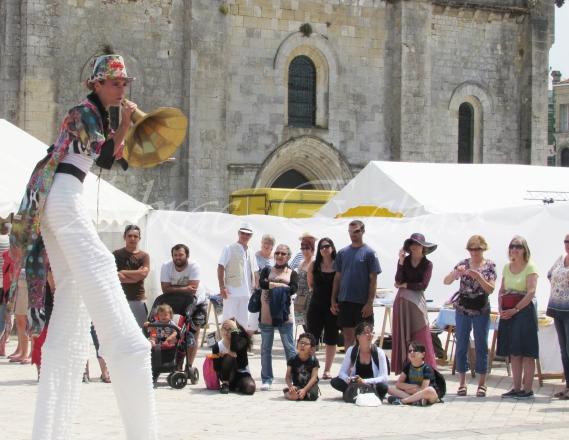 boite à merveilles spectacle rue cirque festival mat chinois fil de fer clowns jongleurs aerien girly kawai(192)