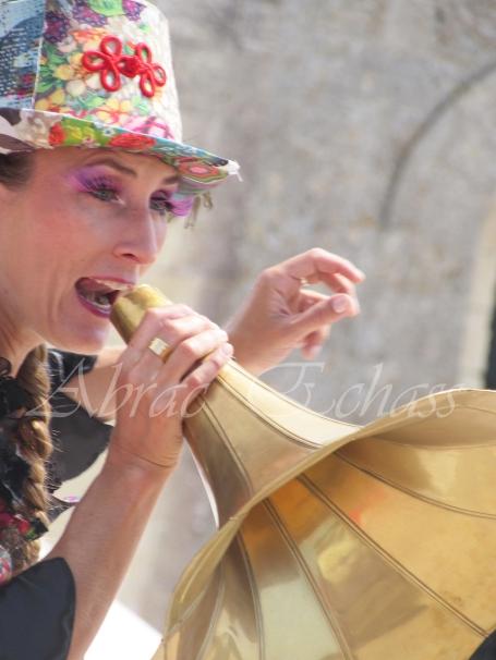 boite à merveilles spectacle rue cirque festival mat chinois fil de fer clowns jongleurs aerien girly kawai(195)