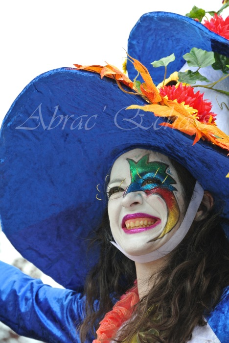 clowns en ciel echassiers colores oiseaux fleurs festifs parade animation carnaval evenementiel bulles de savon danse chapeau vertigineux froufro (115)