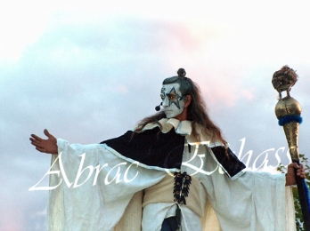 le songe de loeridis echassiers feeriques contes et merveilles spectacle fantastique parade animation elfes fees dragon loup echasses poes (12)