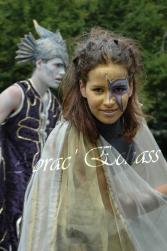 le songe de loeridis echassiers feeriques contes et merveilles spectacle fantastique parade animation elfes fees dragon loup echasses poes (25)