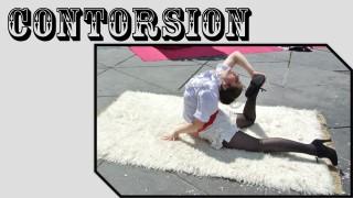 contorsion spectacle cirque evenementiel animation acrobatie